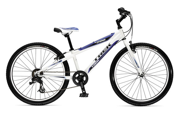 2009 Mt 200 Bike Archive Trek Bicycle